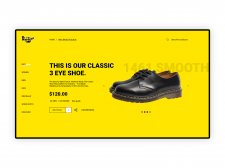 Dr Martens - Redesign Page