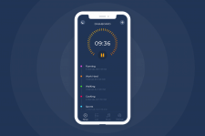 Simple Timer for iOS