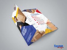Буклет для компании по производству бумаги