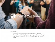 "Сайт под ключ ""Voice of Judah Israel"""
