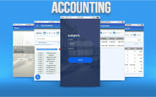 Accounting app