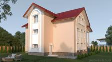 Реконструкція фасадів у с. Липча / Ю. Губаль