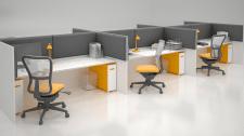Визуализация звукоизоляции в офисе