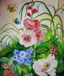 """""""Цветы"""""""