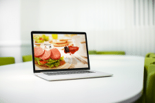Сайт продажи сосисок