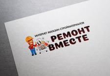 Лого интернет-магазина Ремонт Вместе