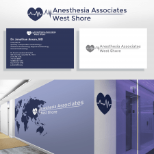 Anestesia Associates logo USA