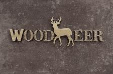 Логотип для WOODEER