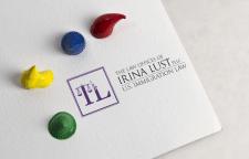 """Логотип """"Irina Lust"""""""