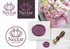 Логотип Nectar Flowers Ottawa