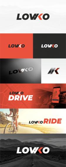 Логотип LOVKO мобильные аксессуары