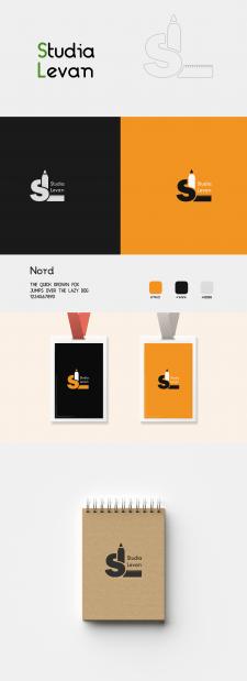 Разработка  логотипа для Арт - студии