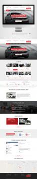 Дизайн сайта Artcars