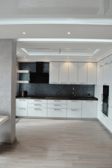 Черничное смузи (реализация квартиры на Оболоне)