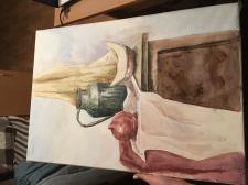 Натюрморт А2 акварель