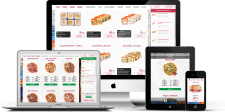 Магазин доставки суши и пиццы