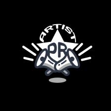 Логотип для компании продвижения артистов