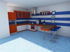 Кухня (вид 2)