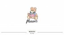 логотип для магазину іграшок