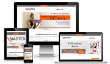 Доработка функционала и верстка сайта на WP