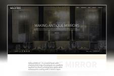 Сайт антикварных зеркал