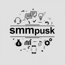 Разработка лого для СММ компании