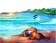Пиксельная картинка