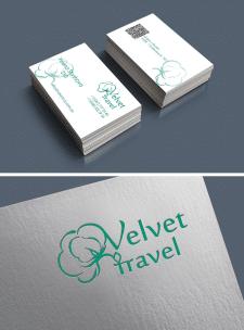 логотип и визитка для тур.фирмы