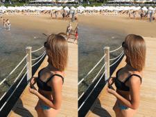 Фото на пляжі
