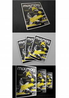 Плакат группы MIXMAG