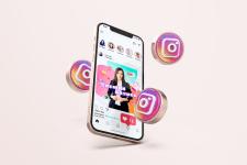 Баннер instagram