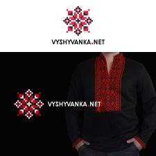 Розробка логотипу для інтернет-магазину вишиванок