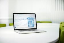Сайт доставки воды в Киеве