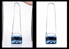 Обтравка, цветокорекция, удаление дефектов (сумка)