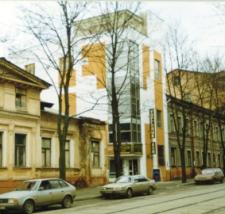 Торгово-офисное здание на ул Пушкинской 33а