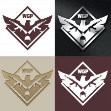 Логотип для тактических игр