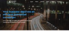 Создание сайта под ключ для MediaAgency. Wordpress