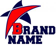 Звездный логотип