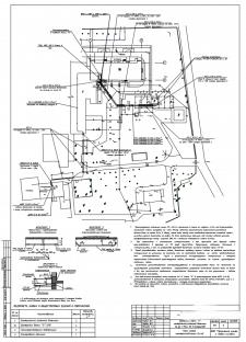 Раздел наружный сетей 0,4 кВ для Бериславской ЦГБ