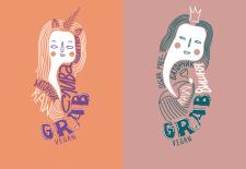 Иллюстрации на этикетку батончиков