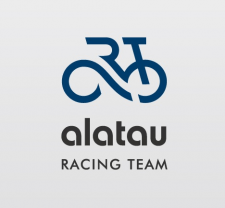 Логотип Alatau Racing Team
