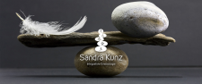 Создание логотипа кинезиолога Сандры Кунц