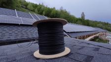 Автономная солнечная электростанция 30кВт