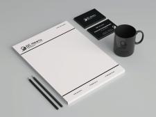 Логотип и фирменный стиль для ДС-Нефть