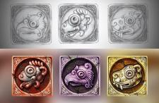 Символы Икитана
