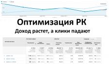 Оптимизация РК интернет-магазина (ROI 700%) Яндекс