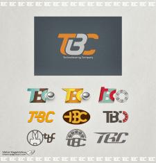 Логотип для промышленного предприятия
