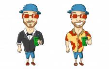 Маклай - персонаж туристического агенства
