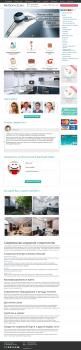 Разработка сайта для стоматологической компании.
