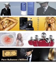 Баннеры для parfumlux.com.ua